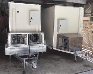 Buderim Refrigeration Cold Room Hire Sunshine Coast