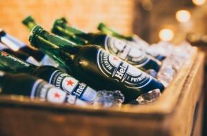 Heineken Commercial Beer Fridges